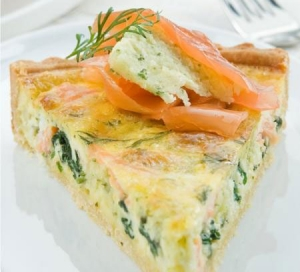 Learn to cook the perfect quiche