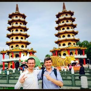 Francois & Mickael, Taiwan