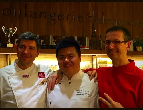 Mickael, Jay & Francois