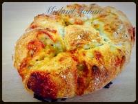 Topped Sourdough Bread