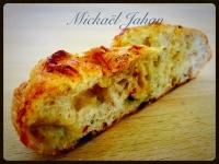 Sourdough Stilton loaf