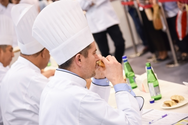 National selection for the next World of Bread Competition happening in 2017