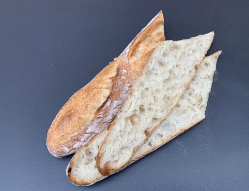 Baguette au Levain